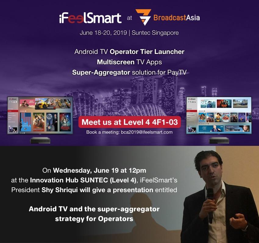 iFeelSmart, Making TV Smarter